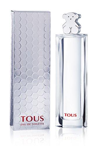 TOUS - Agua de tocador vaporizador, 90 ml