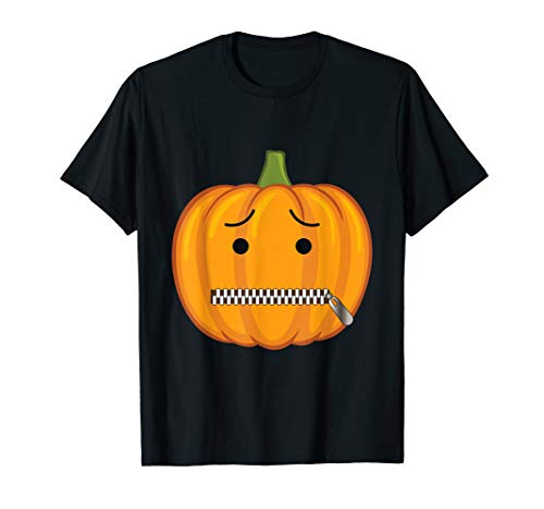 Jack O Laterne Scary Halloween-Design T-Shirt ()