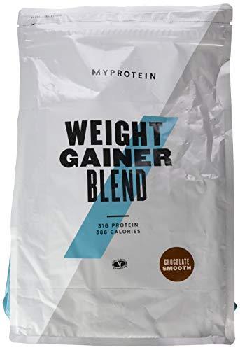 Myprotein Impact Weight Gainer Chocolate Smooth, 2500 g - Massive Weight Gainer