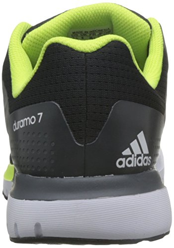 adidas Duramo 7 M, Chaussures de Running Compétition Homme Multicolore - Negro / Blanco (Negbas / Ftwbla / Griosc)