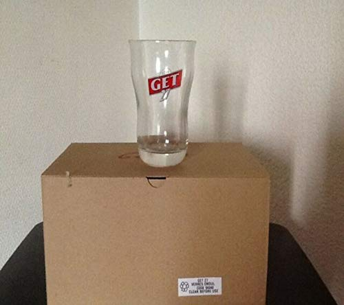 ETG Set of 6 Get 27 Glasses