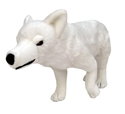 Star Images Game of Thrones Direwolf Ghost Plush