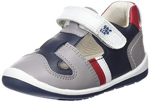 Garvalín 182326, Zapatillas de Estar por Casa para Bebés, Azul (Light Blue), 18 EU