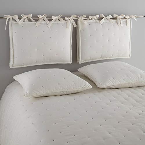 La redoute interieurs cuscino per testata del letto imbottito, aeri 50 x 70 cm