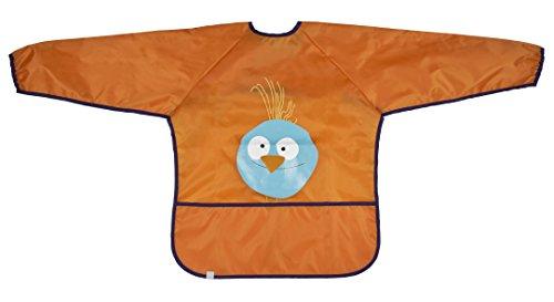 - Art Smock Wildlife - Birdie, orange (Schildkröten-gesicht Malen)