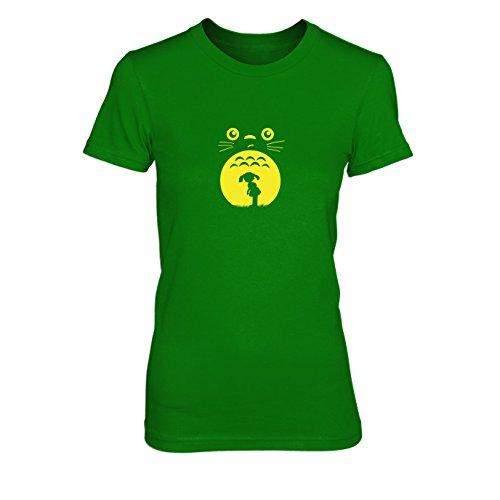 Mein Nachbar - Damen T-Shirt Grün
