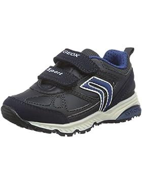 Geox J Bernie A, Zapatillas para Niños