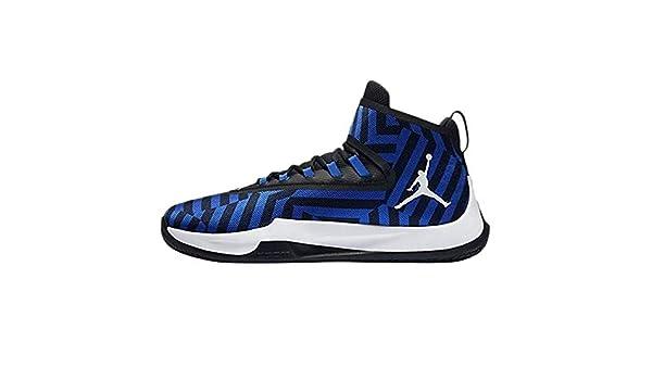 f1f774f4cc36 Jordan Fly Unlimited Sneakers Nero-Azzurro AA1282-401 (42 - Nero)   Amazon.it  Scarpe e borse