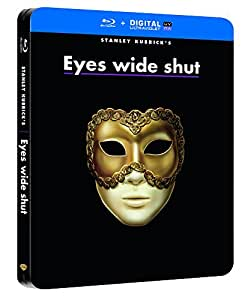 Eyes Wide Shut [Blu-ray + Copie digitale - Édition boîtier SteelBook]