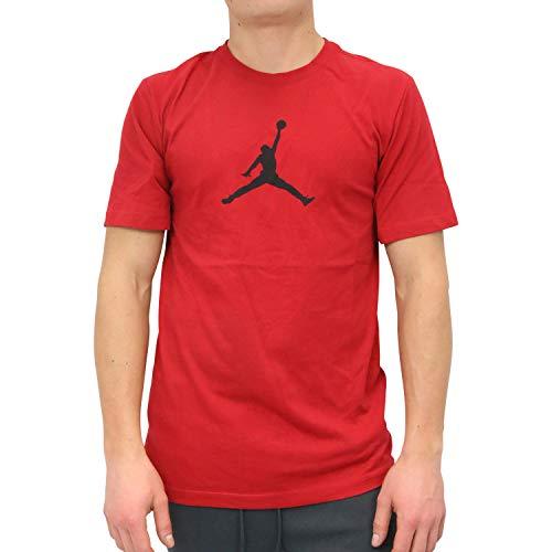 Nike Herren ICON 23/7 Tee SPSU19 T-Shirt, Gym red/Black, S