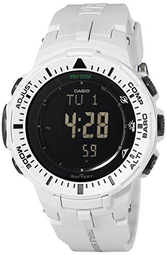 Casio - -Armbanduhr- PRG-300-7CR (Triple Sensor Watch)
