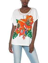 Desigual Alegria - Camiseta Mujer
