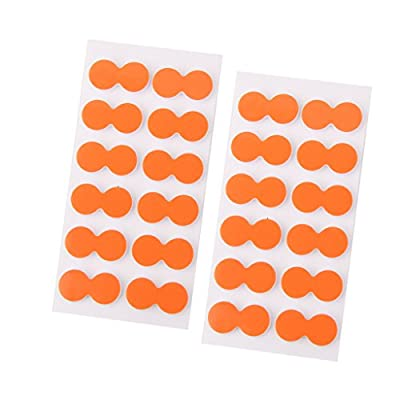 MagiDeal 24pcs Fly Fishing Strike Indicators Stick on Orange from MagiDeal