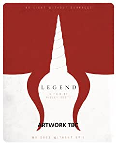 Legend - Limited Edition Steelbook [Blu-ray]
