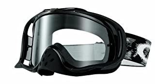 Oakley Crowbar MX Masque uni Jet Black Speed w/Clear (B0098ZKAE4) | Amazon Products