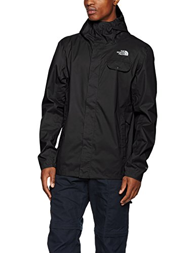 The North Face Herren Tanken Jacke Schwarz (Tnf Black)