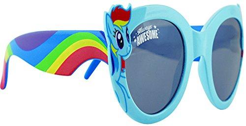 Meine Sonnenbrille meines kleinen Ponymädchens