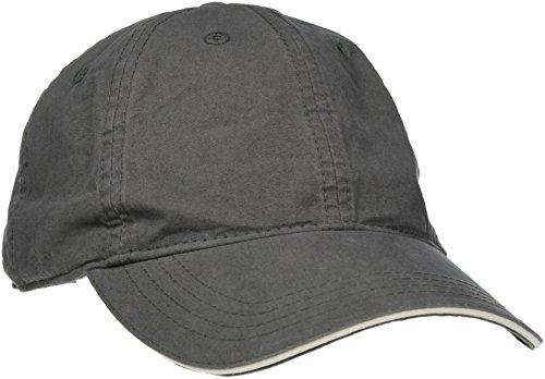f1f38476f6 camel active Herren Baseball Cap 406280 7C28, Grau (Grau/Dunkel 07),