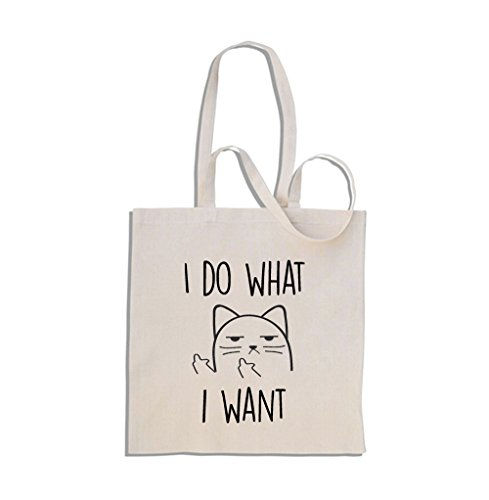 i-do-what-i-want-chat-impoli-cat-coton-sac-de-courses-creme