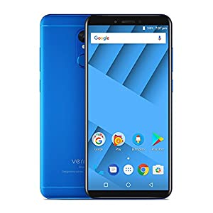 Vernee M6 4G Smart Phone 5.7 Inch 18:9 Screen Android 7.0 MT6750 Octa Core 4GB+64GB 16MP+13MP 3300mAh Mobilephone