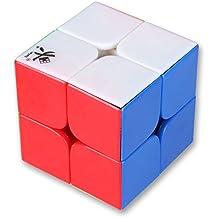 Nuevo Cubo Mágico Profesionel Daya 2x2 Perfecto Récord del Mundo De Velocidad