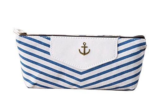 foonee-portable-trousse-a-stylos-de-style-naval-en-canevas-a-rayures-le-fond-blanc-rayure-bleue-ancr