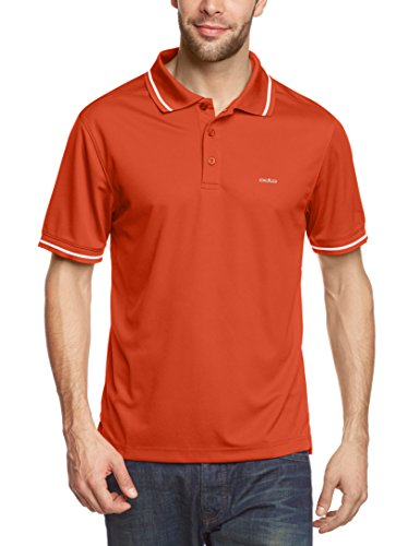 Odlo Herren Polo Shirt Short Sleeve Cruse Paprika