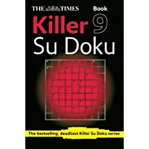 The Times Killer Su Doku Book 9 by The Times Mind Games (2013-01-03)