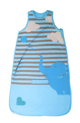Pour L'amour Inventa Sommeil Sac 2,5 Tog Éléphant / 4-12m / Bleu