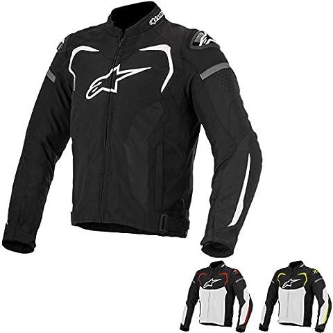 Alpinestars–Chaqueta de moto t de GP Pro Air Jacket Negro/Blanco/Rojo