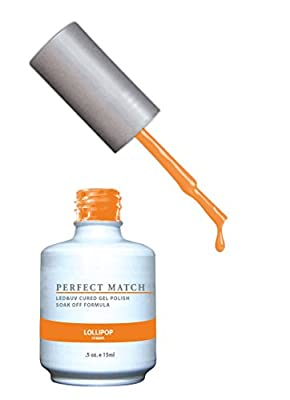 LeChat Perfect Match Duo Vernis à Ongles UV/LED Lollipop 2 x 15 ml