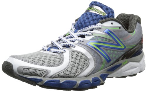 New Balance M1260wr3, Chaussures de Running Compétition homme - Silver with Blue