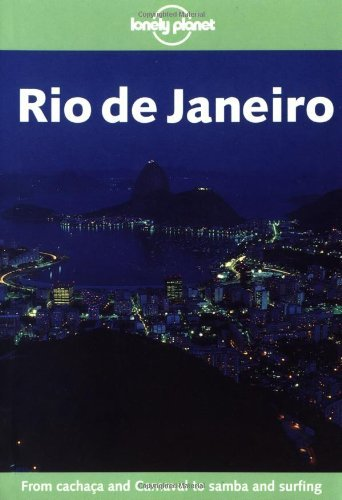 Rio De Janeiro (Lonely Planet Travel Guides) by Andrew Draffen (28-Sep-2001) Paperback