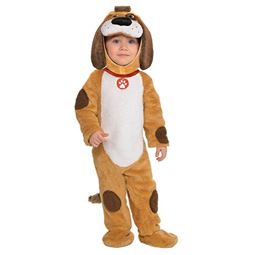 Dress Up Playful Pup Baby Costume, 12-24 Months