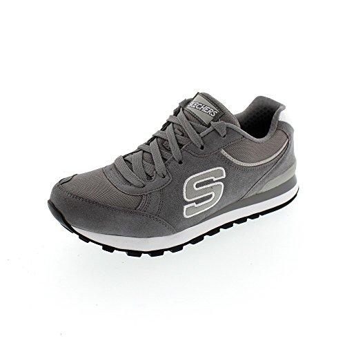 Skechers - Retros OG 82 Classic Kicks, Scarpe da ginnastica Donna Grigio (Grey (Navy))