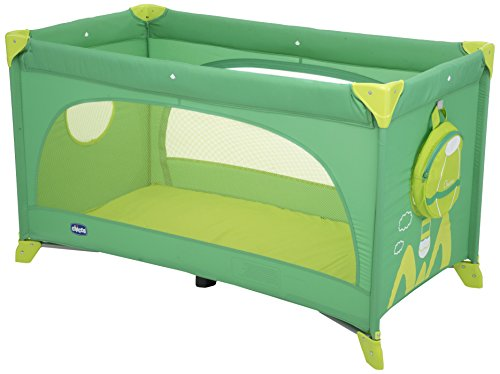 Chicco Easy Sleep cama Green Jam verde Green Jam