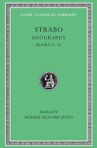 Geography: v. 6 (Loeb Classical Library) por Strabo