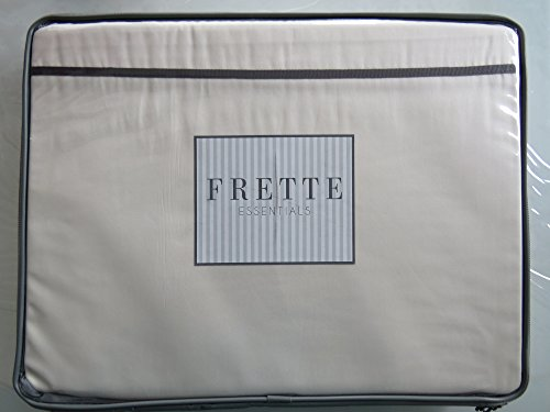 frette-analogy-cotton-bed-linen-set-bedding-king-sheet-set-king-size-daffodil-grey