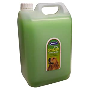 Johnsons Veterinary Products Jvp Dog Deodorant Shampoo 5 Ltr by Johnsons Veterinary Products