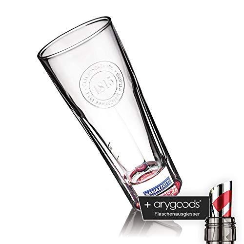 6 x Ramazzotti Glas Gläser Longdrink 1815 Edition Gastro Bar