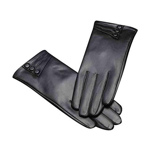 41yL6xQcIEL. SS500  - XY Gloves Touch Screen Gloves Women's Riding Thick Warm Women's Gloves Autumn And Winter