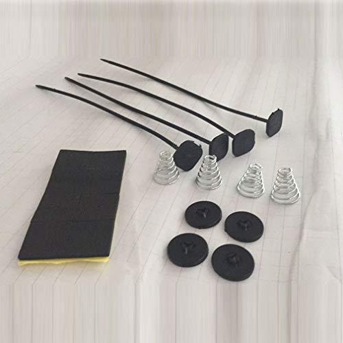 FDBD Accesorio para automóvil Solo radiador eléctrico Kit de Montaje para Ventilador...