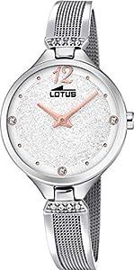 Reloj Lotus señora Acero 18605/1