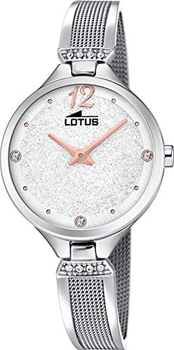 Orologio Donna Lotus Bliss Bracciale Acciaio Mesh Silver 18605/1