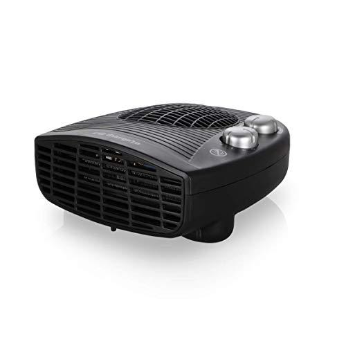 Orbegozo FH-5028 Calefactor eléctrico con termostato ajustable, 2000 W de potencia, 2...