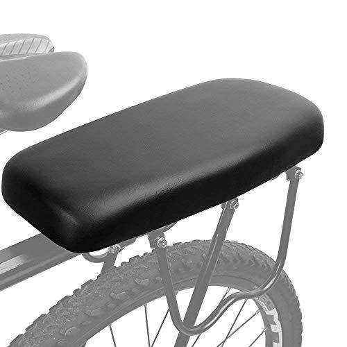ASEOK Fahrrad-Rücksitzkissen, Fahrrad-Zubehör, Sitze für Mountainbikes, Rücksitz, dickere Sitzfläche, elektrisches Fahrzeug, Kinderrücksitz, Kinderfahrradzubehör für den Außenbereich.