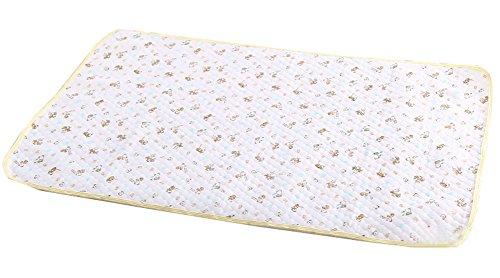 Einzigartige Baby-Home Reise-Urin-Auflage Abdeckung Pad ändern 70 * 50cm, Gelb