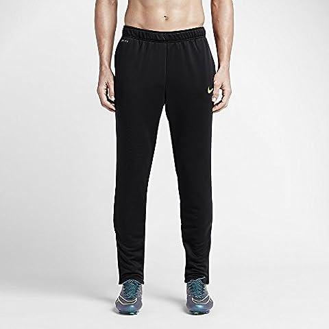 NIKE Men's Academy Tech Soccer Pants, Black, L