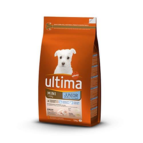 Ultima Cibo per Cani Mini Junior con Pollo - 1,5 kg