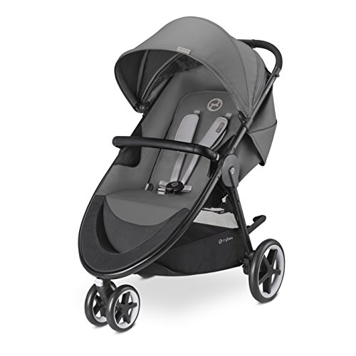 Cybex Gold Agis M-Air3, Kinderwagen, Kollektion 2018, manhattan grey